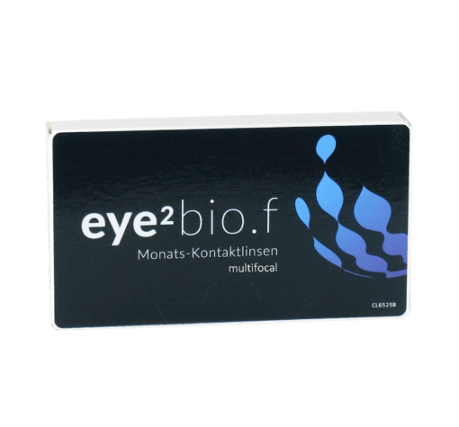 eye2 bio.f Monats-Kontaktlinsen multifocal (3er Box)