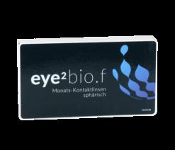 eye2 bio.f Monats-Kontaktlinsen sphärisch (3er Box)