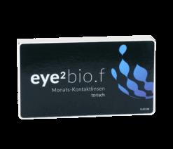 eye2 bio.f Monats-Kontaktlinsen torisch (6er Box)