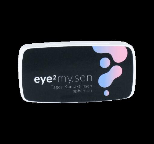 eye2 my.sen Tages-Kontaktlinsen sphärisch (30er Box)