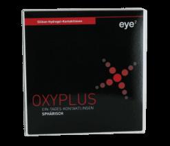 eye2 OXYPLUS EIN-TAGES-KONTAKTLINSEN SPHÄRISCH 90er Box