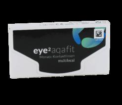 eye2 aqafit Monats-Kontaktlinsen multifocal
