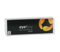 eye2 joy Tages-Kontaktlinsen torisch (30er Box)