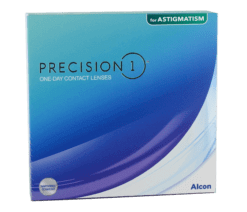 PRECISION1 for ASTIGMATISM (90er Box)