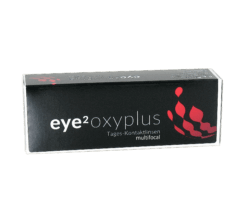 eye2 OXYPLUS MULTIFOCAL Tageslinsen (30er Box)